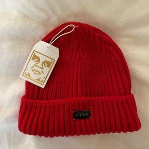 NWT Obey Hat